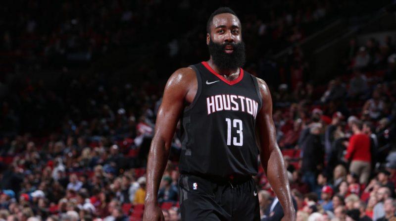 NBA Stats Harden