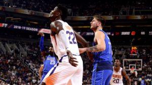 Ayton Doncic-NBA Injury