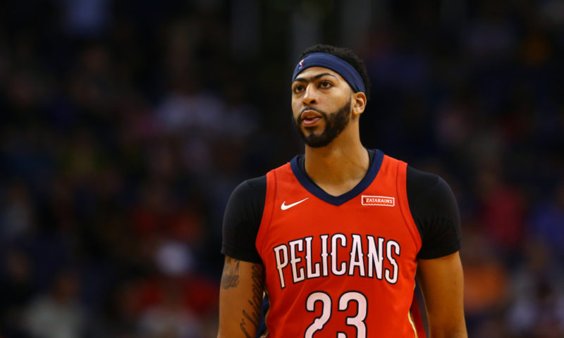 trade Anthony Davis