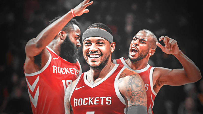 Houston Rockets 2018/2019