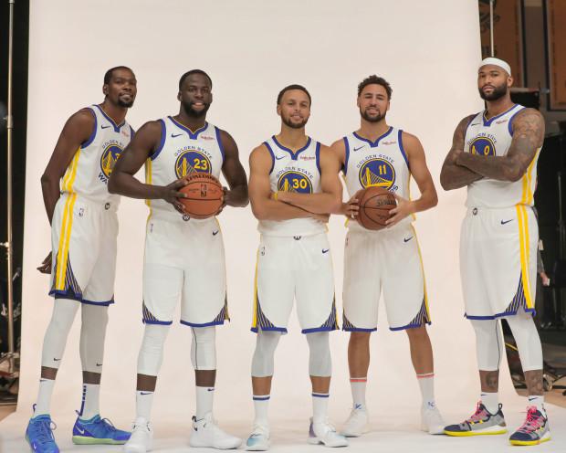 SuperTeam NBA-DeMarcus Cousins si sta davvero inserendo nel quintetto divino dei Warriors?