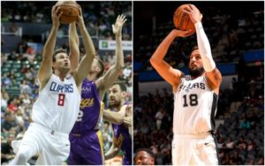 Per Danilo Gallinari (Clippers) e Marco Belinelli (Spurs) il 2018/19 si presenta ricco di incognite