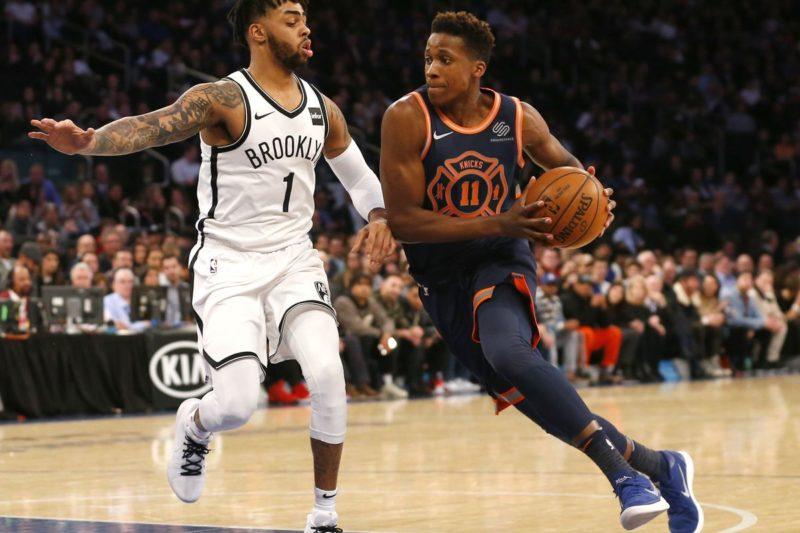 """Rotazioni Knicks, coach Fizdale: """"Frank Ntilikina si gioca il posto in quintetto"""""""
