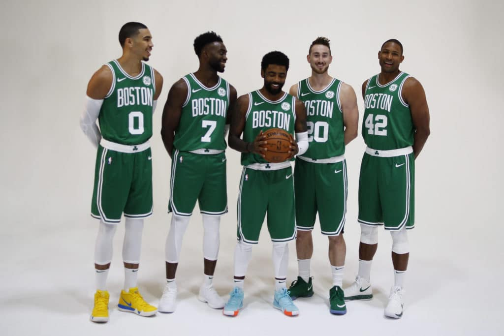 Pronostici NBA 18-19-Boston Celtics 2018/2019
