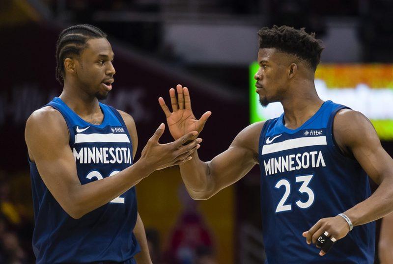 """Butler-Minnesota-Butler-76ers, Andrew Wiggins: """"Mancherà il suo apporto qui a Minnesota"""""""