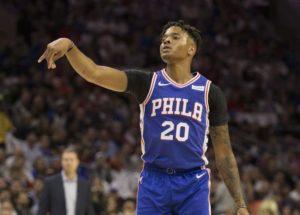 Fultz-76ers: il sophomore di Philadelphia out a tempo indeterminato