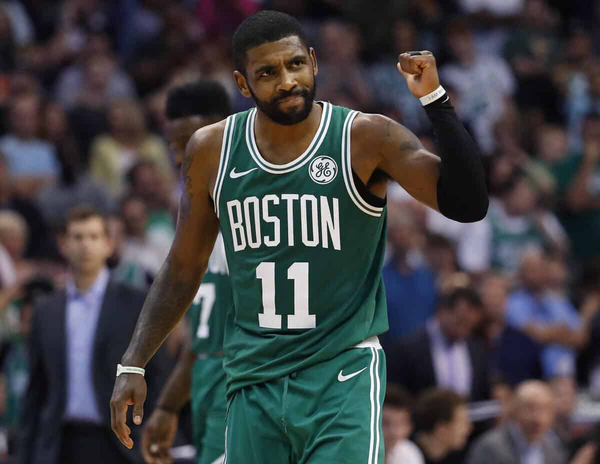 Irving sui Celtics