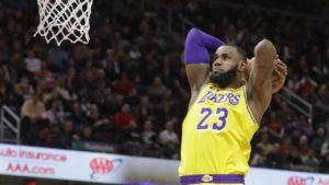 """Lakers-Cavs, LeBron James: """"Qui ho dato tutto quello che potevo"""""""