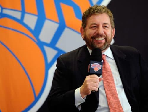 """New York Knicks, James Dolan intenzionato a vendere: """"Ascolto solo buone offerte"""""""
