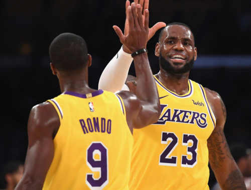 rondo Lakers