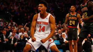 """Trier-Knicks, rinnovo in vista: """"Penso solo al futuro con questa maglia"""""""