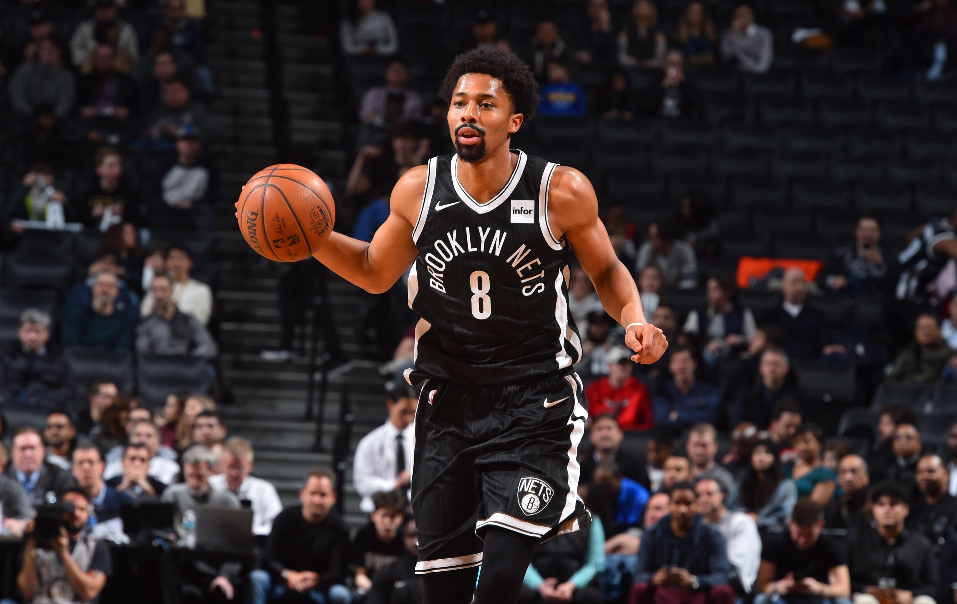 Spencer Dinwiddie ha avuto la sua occasione di emergere grazie ai Brooklyn Nets