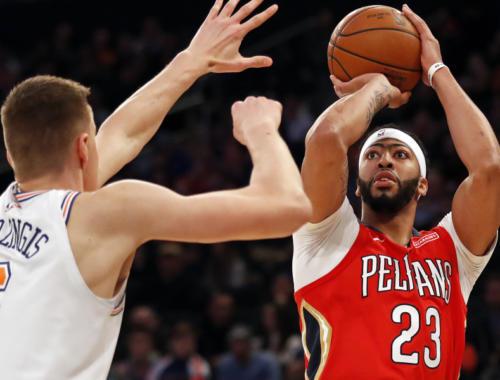 Anthony Davis-Knicks: gli scenari di una possibile trattativa con la franchigia newyorchese