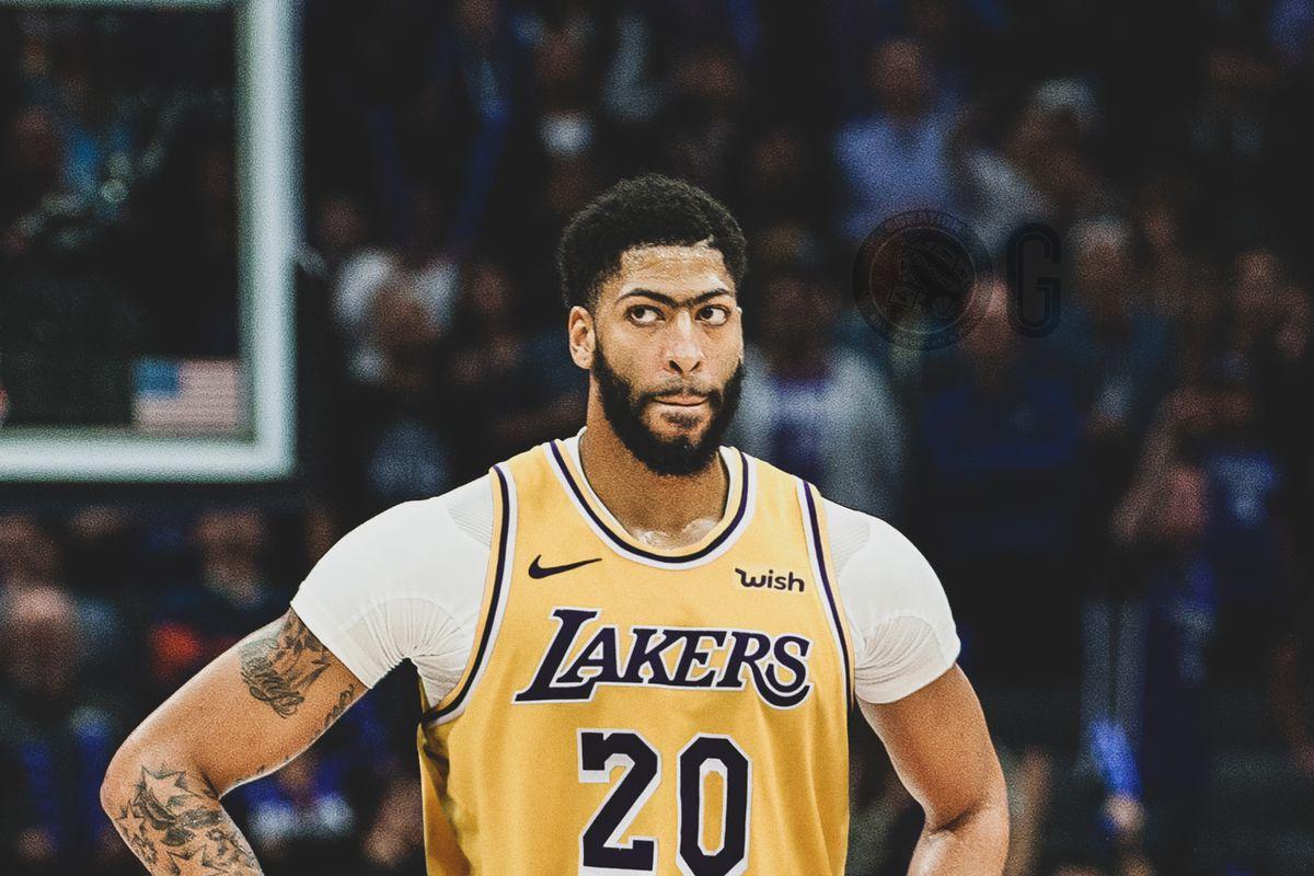 Anthony Davis-Lakers: c'è l'opzione per la stagione 2020 secondo 'Espn.com'