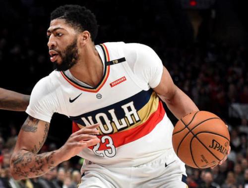 Anthony Davis scossone definitivo sulla sua situazione contrattuale con i Pelicans.