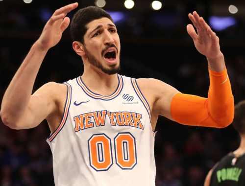 Kanter e Knicks
