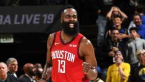 James Harden si è 'impossessato' della NBA durante le feste