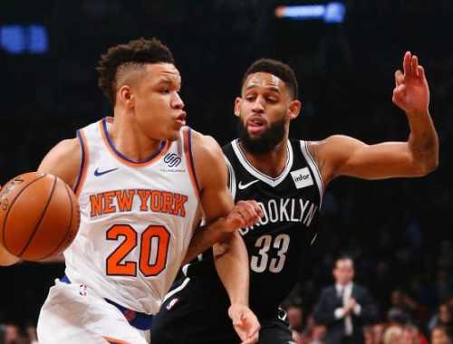 """Kevin Knox nella storia dei Knicks: """"Onorato di essere in un gruppo di giocatori leggendari"""""""