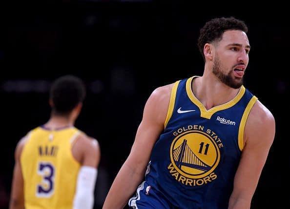 """Quintetti NBA, Klay Thompson snobbato: """"5 finali non contano nulla? Meglio un altro titolo"""""""