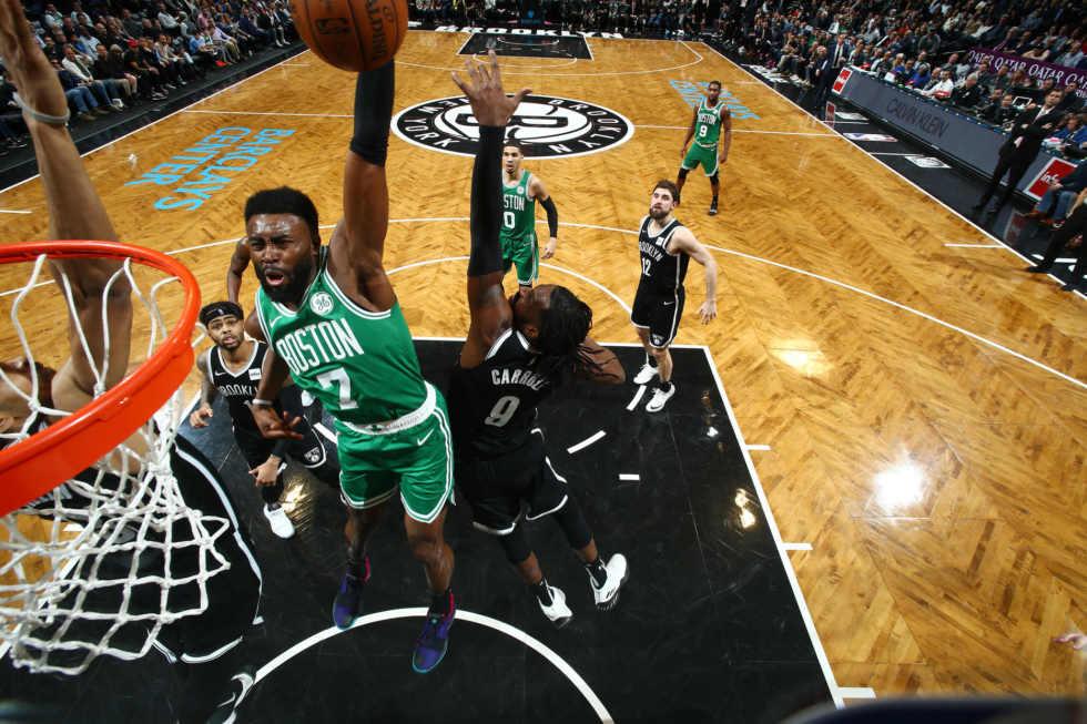 Jaylen Brown potrebbe rinnovare il suo contratto con i Celtics già in questa stagione