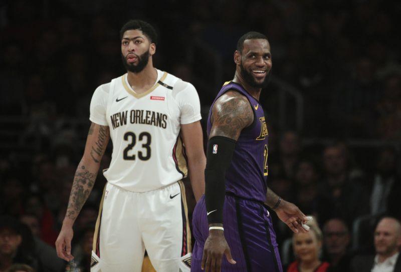 NBA scambi estivi-Anthony Davis in dubbio per l'ASG
