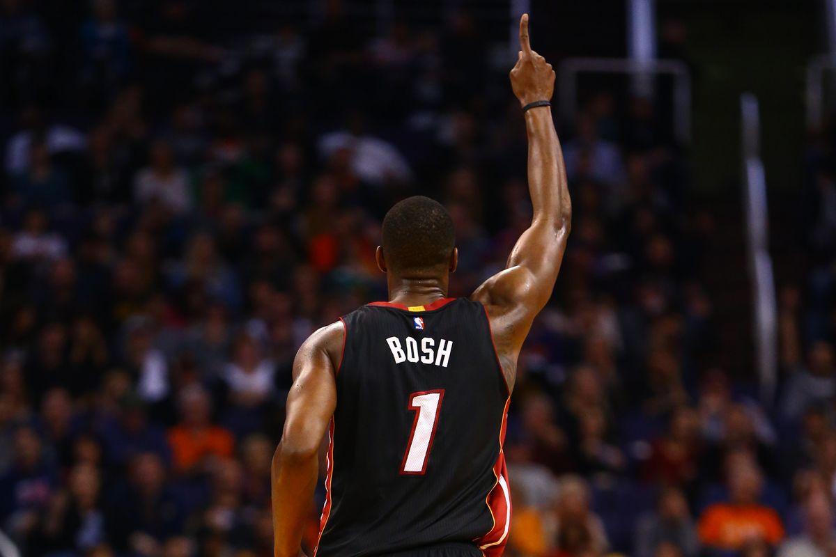 Chris Bosh pianifica ritiro