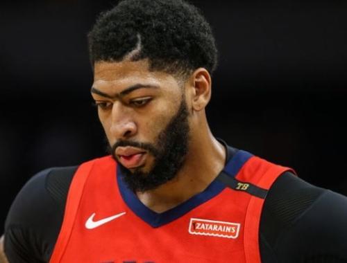 Infortunio Davis: I Pelicans gli hanno impedito di giocare secondo Yahoo