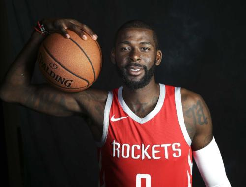 James Ennis -rockets-sixers