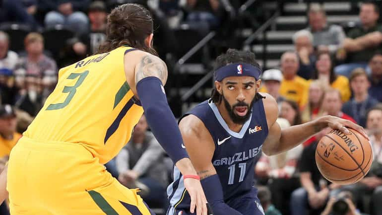 mike conley-jazz