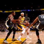 basket-mercato-Brandon Ingram, Los Angeles Lakers vs Golden State Warriors at Oracle Arena