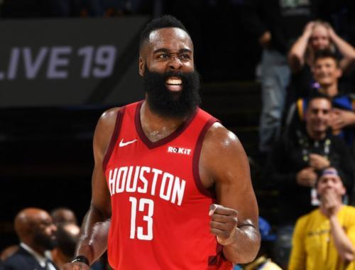 Houston Rockets record