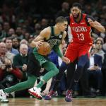 Davis-Celtics: Jayson Tatum possibile pedina di scambio in estate?