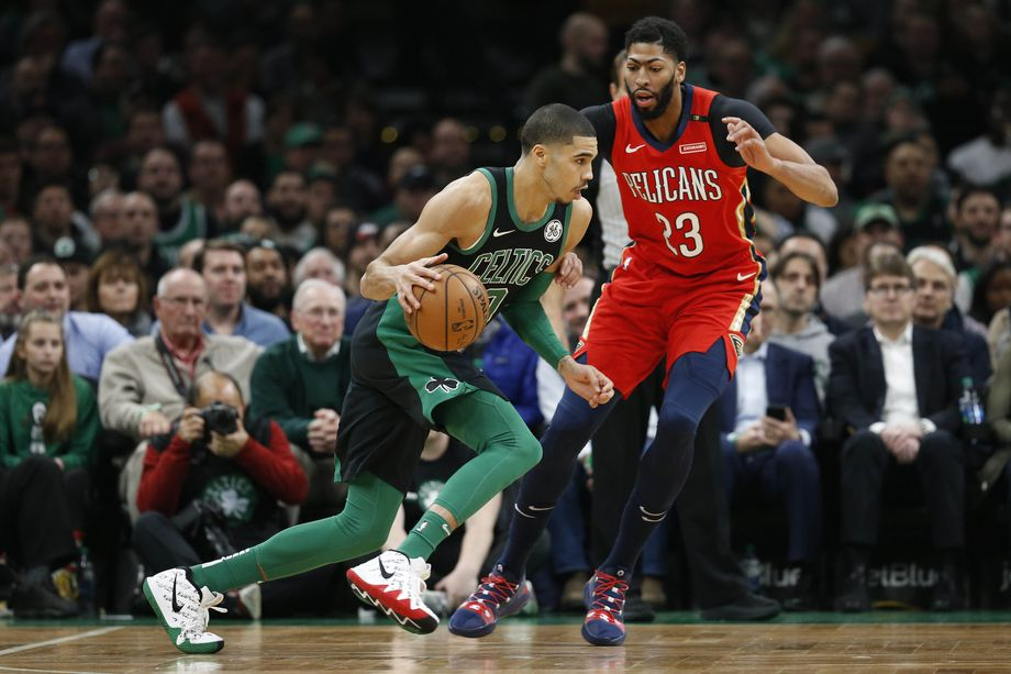 Davis-Celtics: Jayson Tatum possibile pedina di scambio in estate?