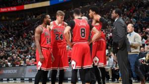 I Chicago Bulls versione 2018/19