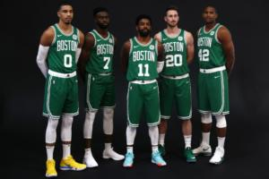 I Boston Celtics partivano come assoluti favoriti a Est, ma qualcosa sembra essersi rotto