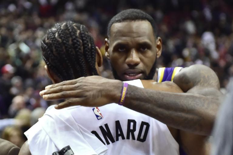 LeBron James, contatti con Leonard e Butler in vista della free agency