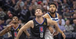 Lou Williams e Danilo Gallinari stanno trascinando i Los Angeles Clippers ai playoff