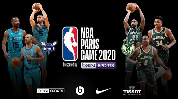 Nba Paris Game 2020, ora è ufficiale: sarà Charlotte vs Milwaukee