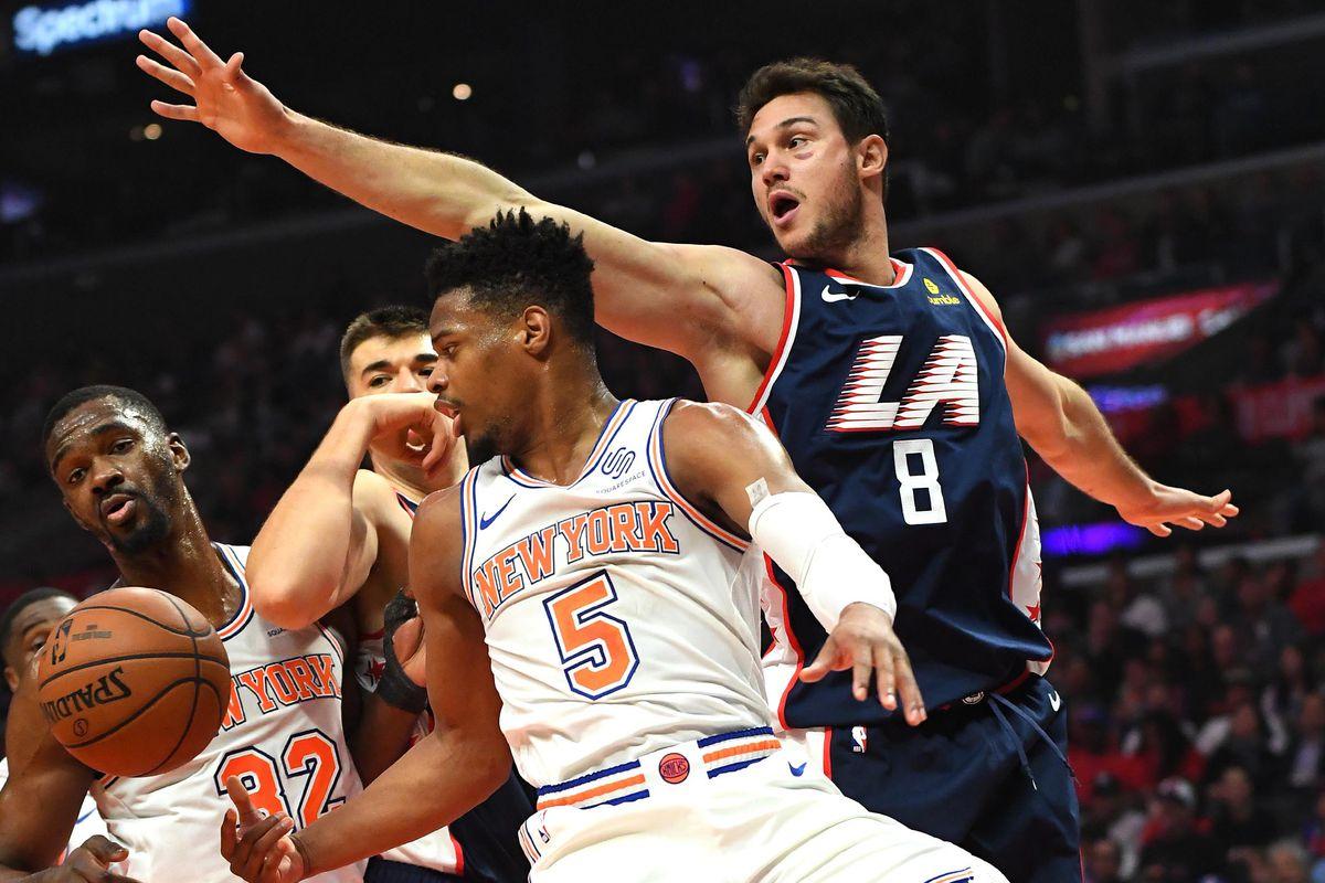 """Post Clippers-Knicks, parla Fizdale: """"Stanno costruendo qualcosa di importante per il prossimo anno"""""""