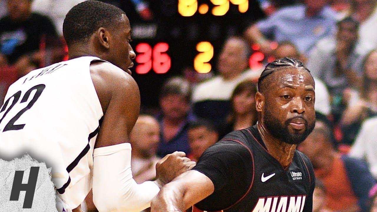 Post Heat-Nets importante per la franchigia della Florida sopratutto in chiave Playoff. Di questo e molto altro ne ha parlato il proprietario Pat Riley nel post gara