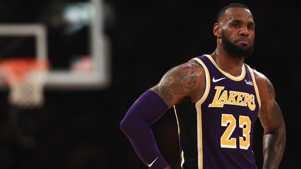 """Post Lakers-Clippers, LeBron James ci crede: """"Ci giochiamo tutto fino alla fine"""""""