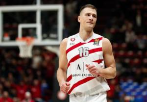 CSKA Mosca-Olimpia Milano: rientrerà Nemanja Nedovic?