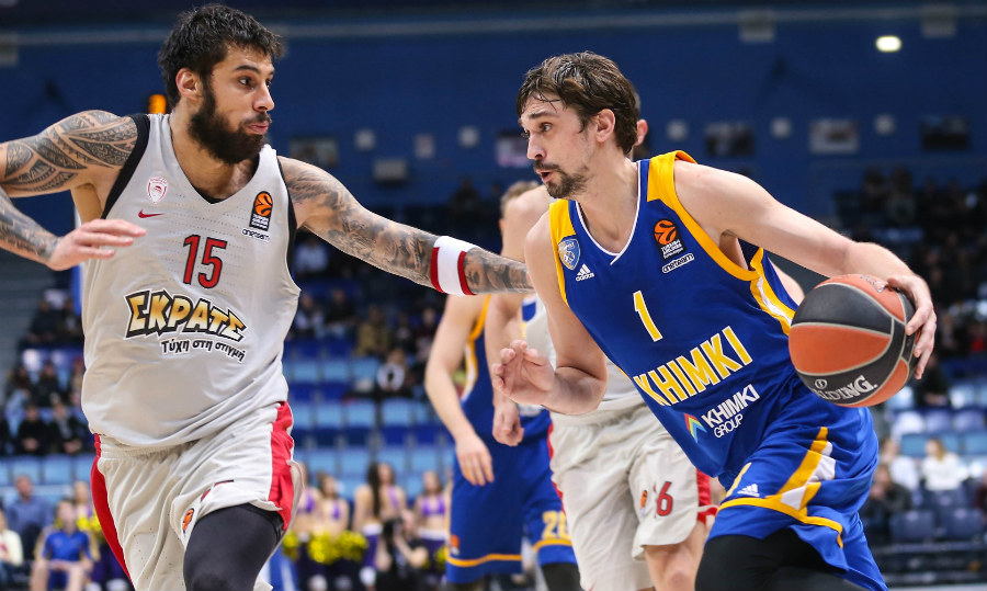 difesa sul pick and roll shved