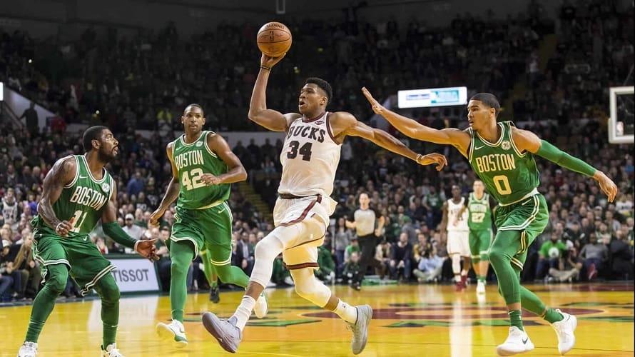 Bucks vs Celtics