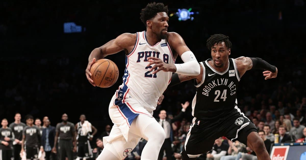 Sixers-Nets streaming