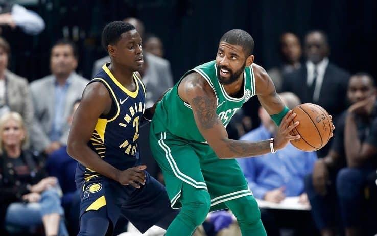 "Nets, idea coppia Kyrie Irving-D'Angelo Russell? ""Kyrie tentato da Brooklyn"""