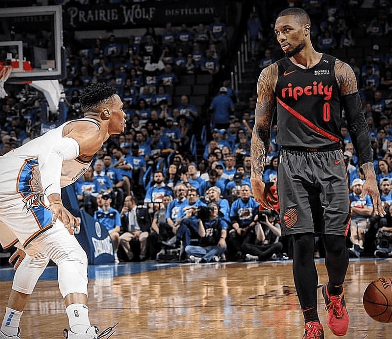 lillard-vs-westbrook