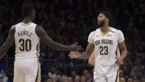 Julius Randle e Anthony Davis, ovvero la notizia migliore e quella peggiore del 2018/19 dei Pelicans