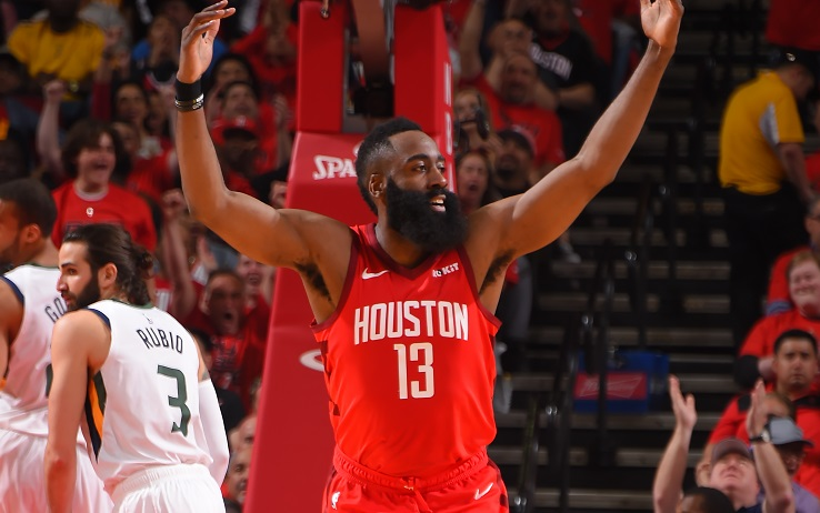 Pronostici NBA 18-19: Playoff, day 5! Si chide con Rockets-Jazz