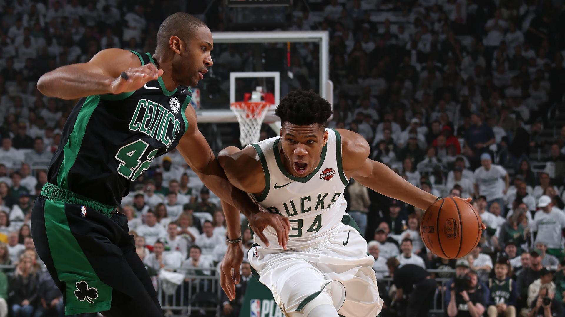Bucks-Celtics